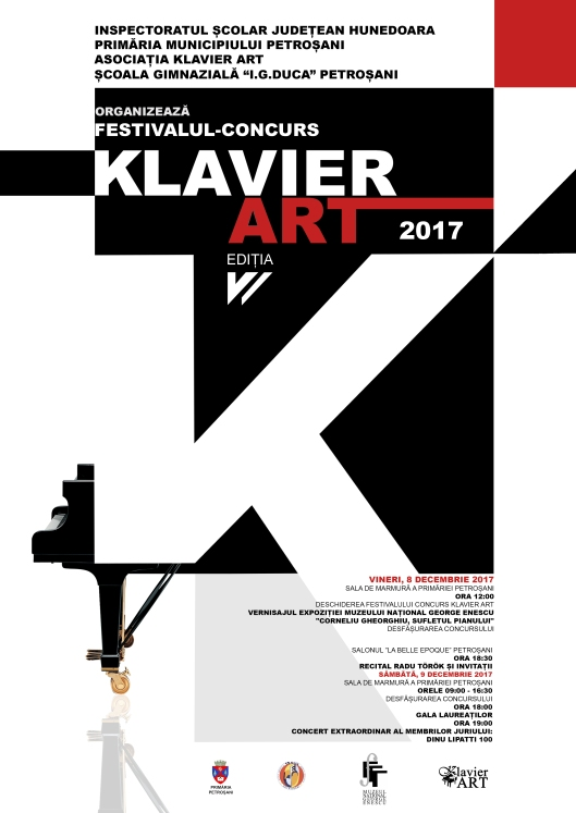 KLAVIER ART Petrosani 2017