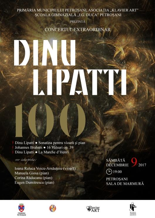 Lipatti 100 Petrosani