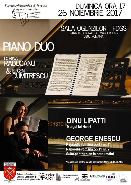 20171126 PUB piano duo FDGH RO